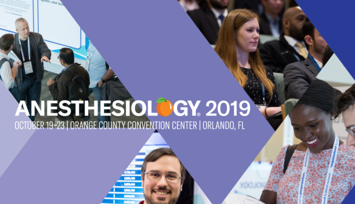 ASA anesthesiology 2019