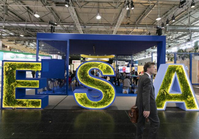 Visit us at ESA virtual meeting